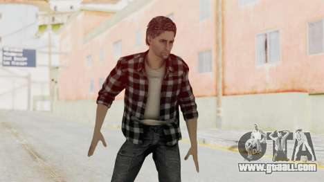 Alan Wakes American Nightmare for GTA San Andreas