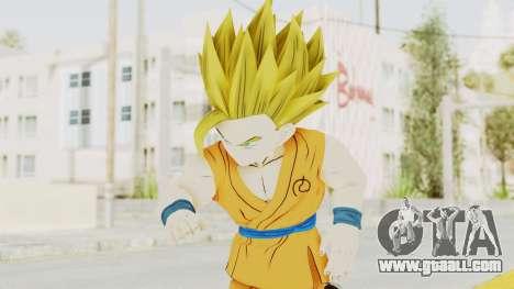 Dragon Ball Xenoverse Gohan Teen DBS SSJ2 v2 for GTA San Andreas