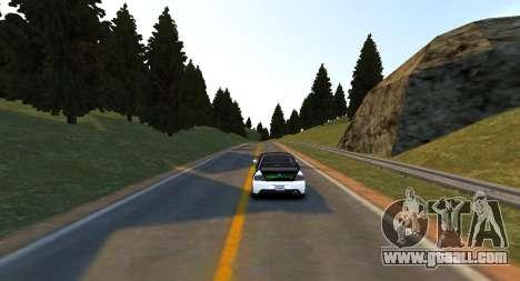 Monument Hill Track for GTA 4 third screenshot