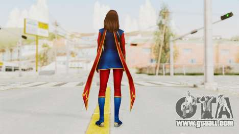 Marvel Future Fight - Kamala Khan for GTA San Andreas third screenshot