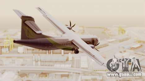 ATR 72-500 MASwings for GTA San Andreas left view