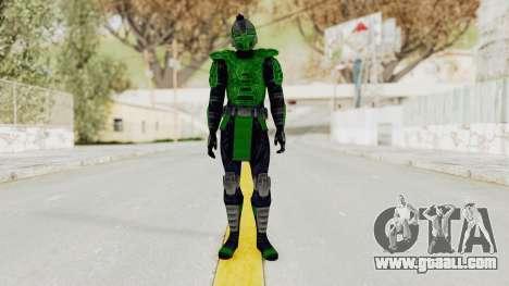 Cyber Reptile MK3 for GTA San Andreas second screenshot