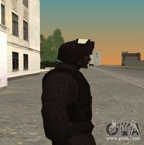 FSB alpha v1 for GTA San Andreas forth screenshot