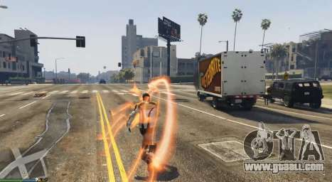 GTA 5 The Flash Script Mod