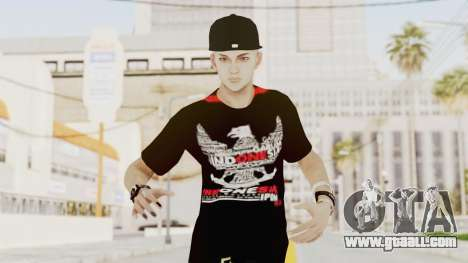 Swagger Boy Retex 1 for GTA San Andreas