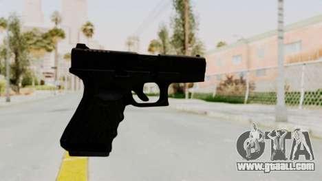 Glock 19 for GTA San Andreas third screenshot