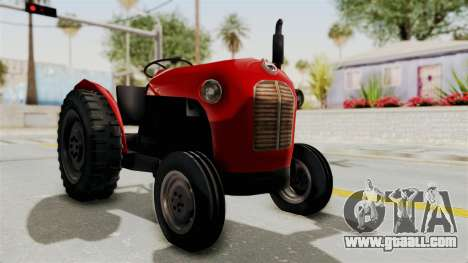 IMT 533 for GTA San Andreas right view