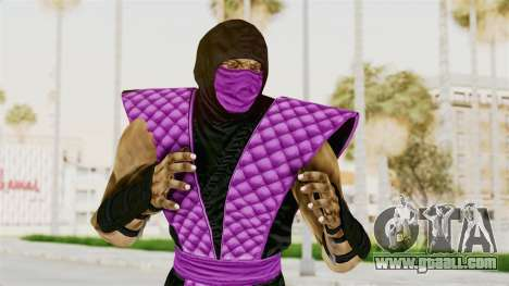Rain MK1 for GTA San Andreas