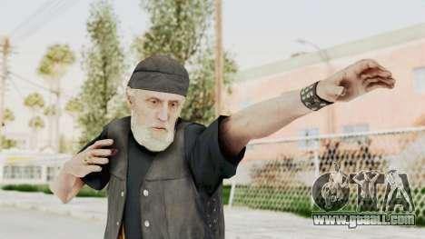 Alan Wake - Tor Anderson for GTA San Andreas