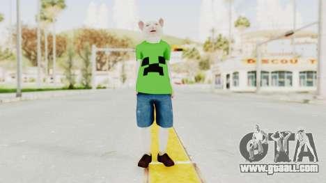 Rat Kid for GTA San Andreas second screenshot
