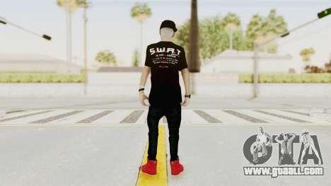 Swagger Boy Retex 1 for GTA San Andreas third screenshot