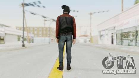 GTA 5 DLC Heist Robber for GTA San Andreas third screenshot
