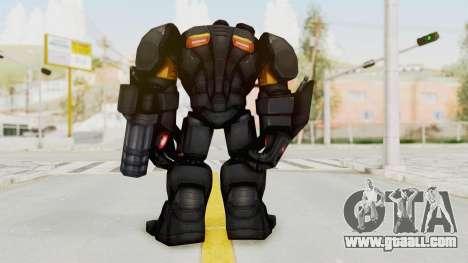 Marvel Future Fight - Hulk Buster Heavy Duty v1 for GTA San Andreas third screenshot