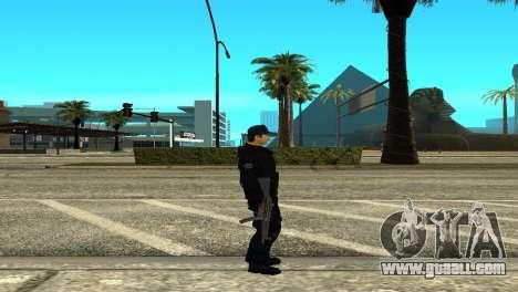 Police SWAT Skin for GTA San Andreas for GTA San Andreas second screenshot
