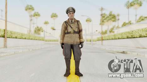 COD BO Richtofen for GTA San Andreas second screenshot