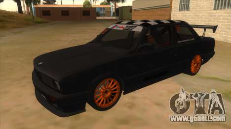 BMW 325i Turbo for GTA San Andreas