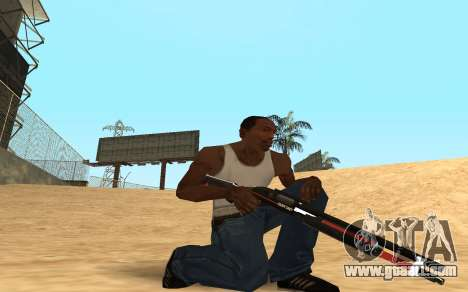 Shotgun Cyrex for GTA San Andreas