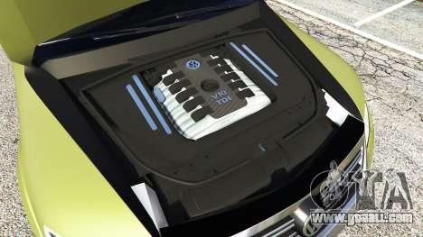 Volkswagen Touareg R50 2008 for GTA 5