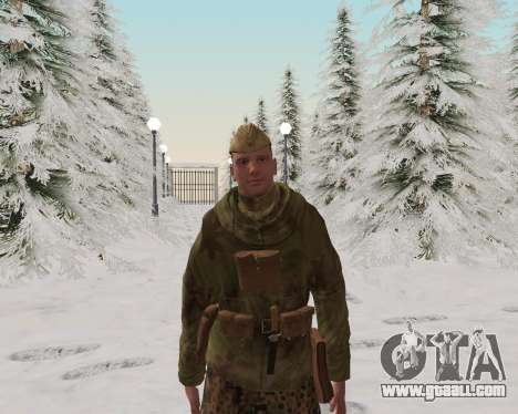 Pak fighters of the red army for GTA San Andreas fifth screenshot