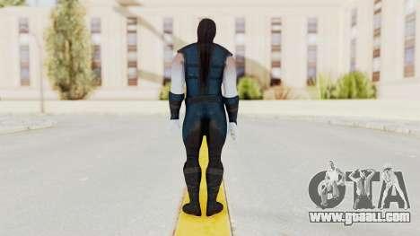 Mortal Kombat X Klassic Sub Zero v2 for GTA San Andreas third screenshot