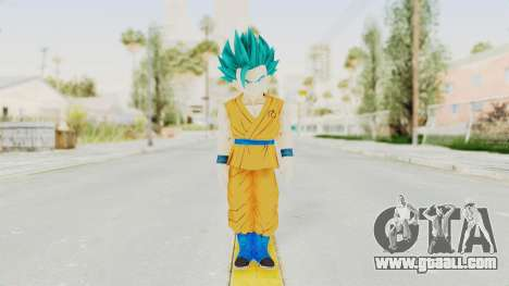Dragon Ball Xenoverse Gohan Teen DBS SSGSS2 v2 for GTA San Andreas second screenshot