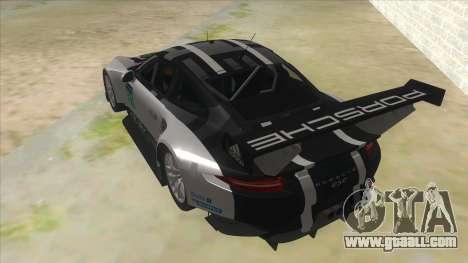 2016 Porsche 911 RSR for GTA San Andreas back left view