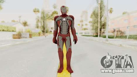 Marvel Heroes - Iron Man (Mk5) for GTA San Andreas second screenshot