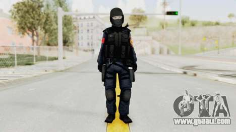 Albania Officer for GTA San Andreas second screenshot