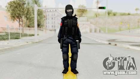 Albania Officer for GTA San Andreas second screenshot