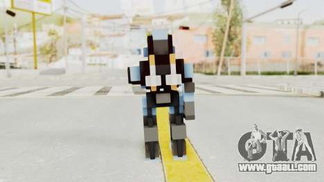 Crossy Road - Epoch for GTA San Andreas third screenshot