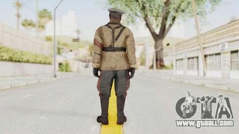 COD BO Richtofen for GTA San Andreas third screenshot