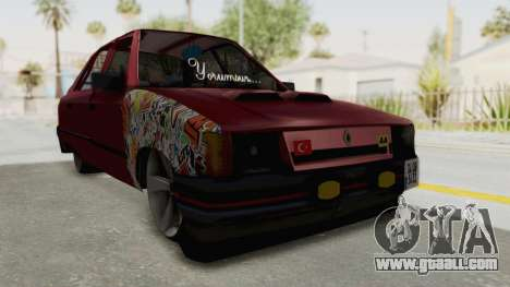 Renault Broadway for GTA San Andreas right view