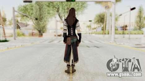 AC Brotherhood - Courtesan Elite Costume for GTA San Andreas third screenshot