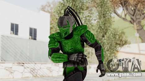 Cyber Reptile MK3 for GTA San Andreas