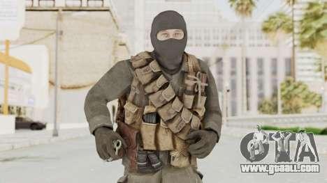 COD Black Ops Russian Spetznaz v1 for GTA San Andreas