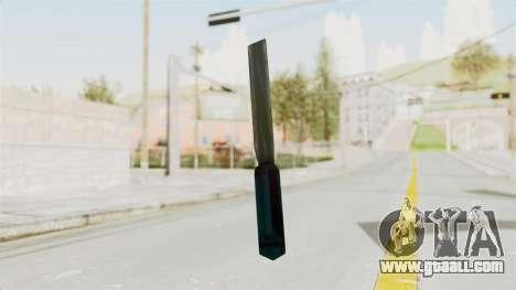 Liberty City Stories - Chisel for GTA San Andreas second screenshot
