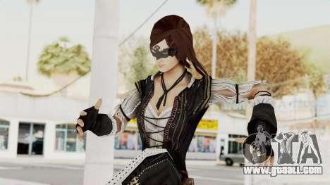 AC Brotherhood - Courtesan Elite Costume for GTA San Andreas