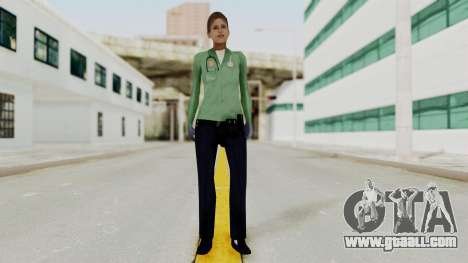 Female Medic Skin for GTA San Andreas second screenshot