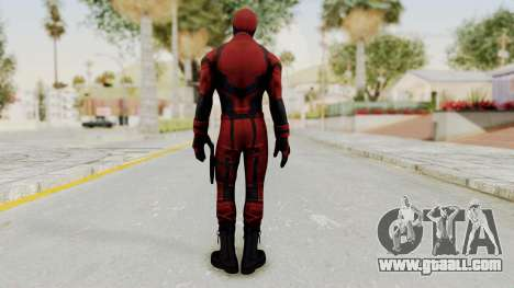 Marvel Heroes - Daredevil Netflix for GTA San Andreas third screenshot
