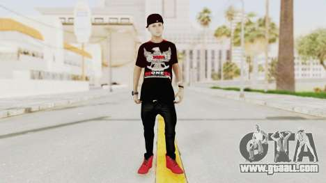 Swagger Boy Retex 1 for GTA San Andreas second screenshot
