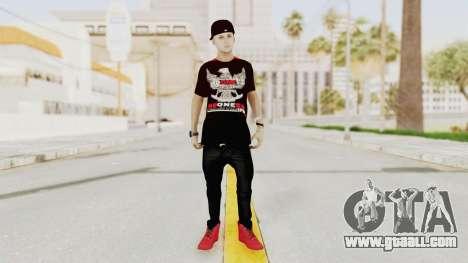 Swagger Boy Retex 1 for GTA San Andreas second screenshot