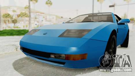 Annis Euros 3.0Z Turbo 1992 for GTA San Andreas