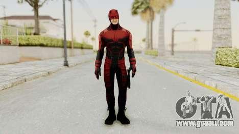 Marvel Heroes - Daredevil Netflix for GTA San Andreas second screenshot