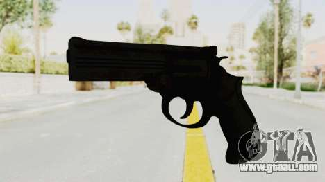 MP412 Rex for GTA San Andreas second screenshot