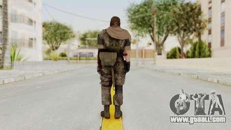MGSV The Phantom Pain Venom Snake Sc No Patch v6 for GTA San Andreas third screenshot