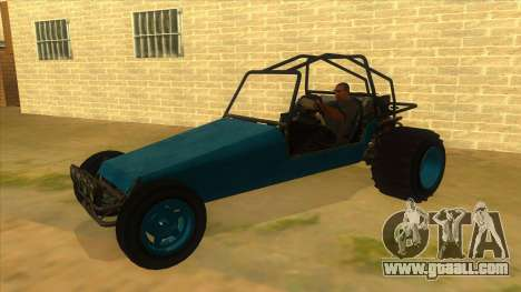 Arenero for GTA San Andreas