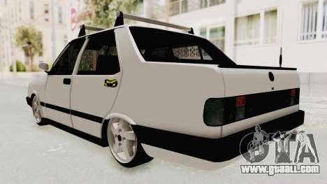Tofas Dogan SLX Koni for GTA San Andreas right view