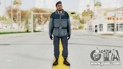 Bourne Conspirancy Zurich Police v2 for GTA San Andreas second screenshot