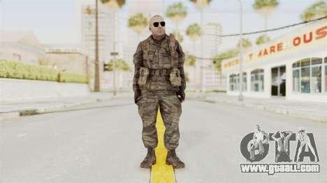 COD BO SOG Hudson v1 for GTA San Andreas second screenshot