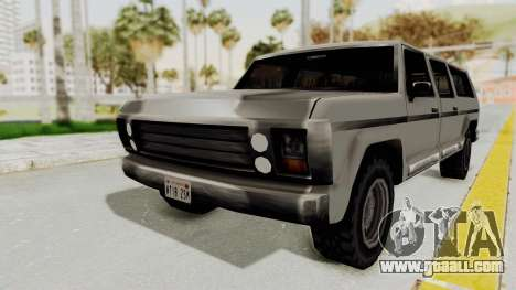 New Rancher for GTA San Andreas right view